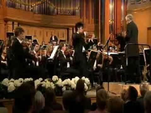 2009 | Ray Chen | Cho Eun-Hwa : Agens | Queen Elisabeth Violin Competition | 1 of 2