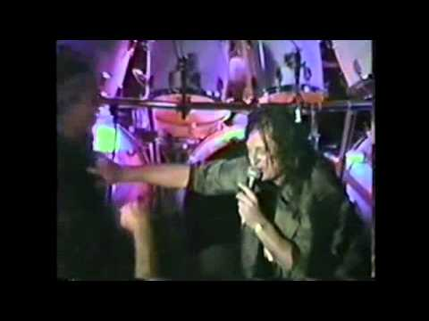 Savatage - Strange Wings With Ray Gillen Live In Anaheim 08.29.1990
