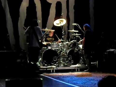 KoRn 1/7-09 live at Vega, Copenhagen - drumsolo