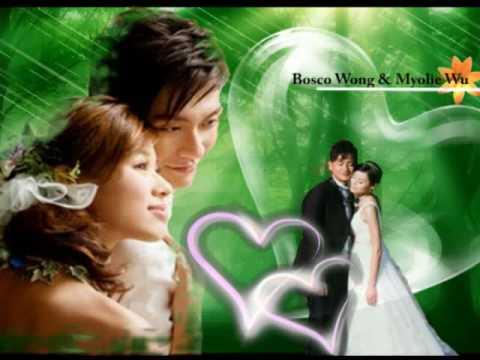 Bosco wong & myolie wu, ron ng , raymond lam...love story