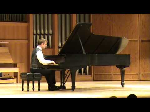 Read Gainsford in Concert: Read Gainsford Performs the Liszt B minor Sonata (Part IV)