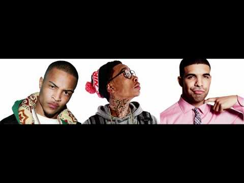 TI ft Drake, Wiz Khalifa - Poppin Bottles/Real Estate (Official Mash Up Remix)