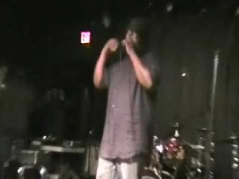 "Mista Marshall Live ""acapella"" @ BB`s (This Song`s For You by Donny Hathaway)"