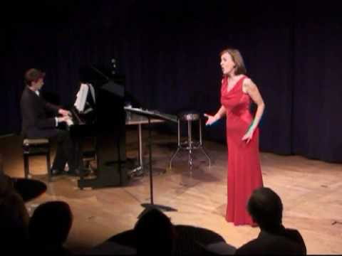 Cabaret Night with Rebecca Caine: Think of Me