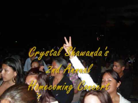 Crystal Shawanda 2nd Annual Homecoming Concert