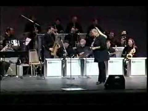 "Rebecca Parris & the Kenny Hadley Big Band ""Georgia"""