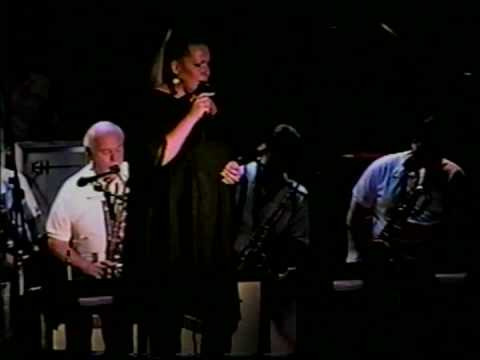 "Rebecca Parris Sings ""I`ll Be Seeing You"""