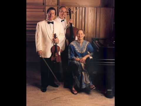 Arensky Piano Trio No. 2 in F minor, Op. 73 IV. Allegro non troppo (New Arts Trio)