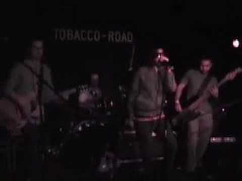Rebel - Attack Live @ Tobacco Road