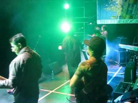 Rebel-I & The Steppin Lions @ Lima Reggae Fest II -2010