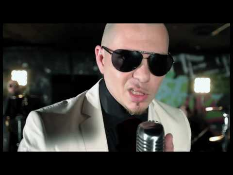 Pitbull - Can`t Stop Me Now