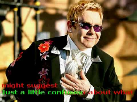 Friends Never Say Goodbye (Lyrics) - Elton John