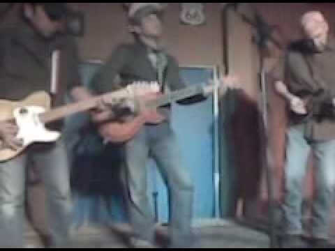 "Red Dirt Rangers - ""California Stars"" - Blue Door Xmas Show"