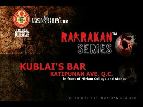 Red Horse Beer Rakrakan Series 8