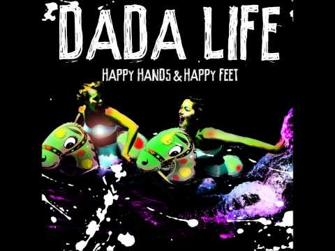 Dada Life - White Noise Red Meat ( Peace Treaty Rmx )