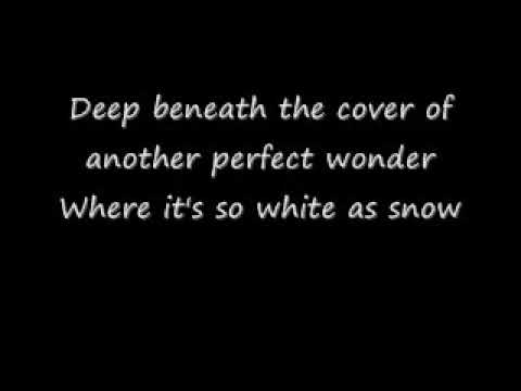 red hot chili pepers snow (Hey Oh) lyrics