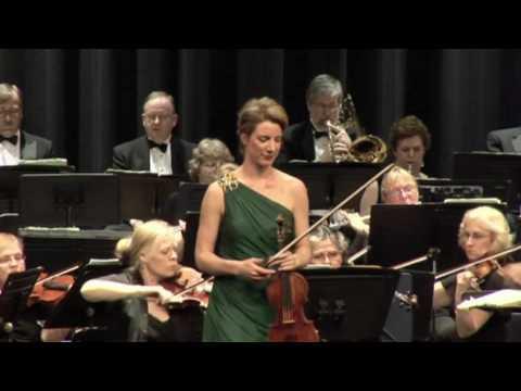 Elizabeth Pitcairn-Sibelius Concerto Mvt. III