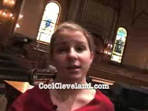 VIDEO: Caroline Goulding interview with Cool Cleveland 11/29/07