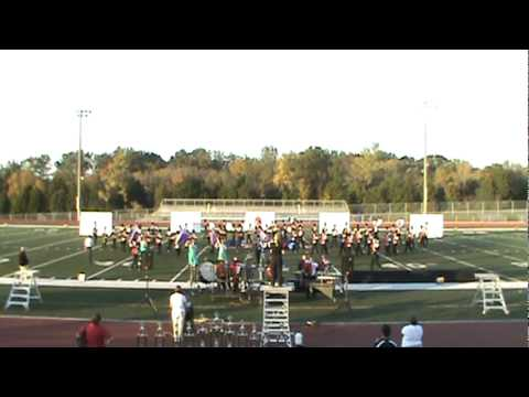 "Fort Osage Red and White Brigade - ""Scenes of Simple Gifts"" Francis Howell - Finals"
