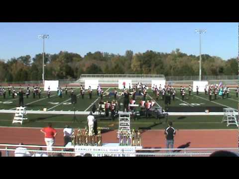"Fort Osage Red and White Brigade - ""Scenes of Simple Gifts"" Francis Howell-Prelims"