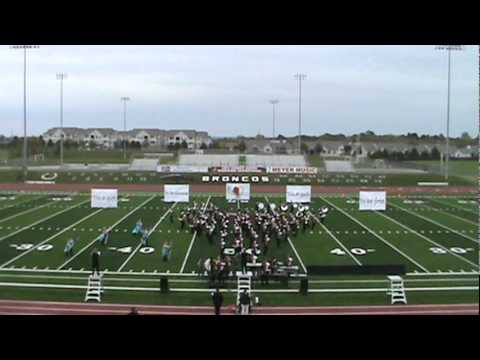 "Fort Osage Red and White Brigade - ""Scenes of Simple Gifts"" Lee`s Summit North"