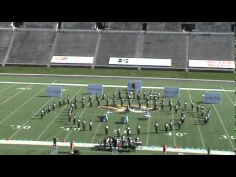 "Fort Osage Red and White Brigade - ""Scenes of Simple Gifts"" MU Prelims"