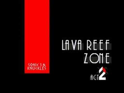 Sonic & Knuckles Music: Lava Reef Zone Act 2