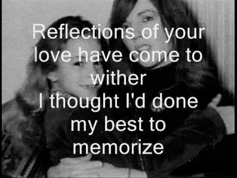 Mariah Carey-Reflection`s (Care Enough) with lyrics