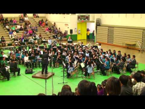 HD Regenesis (Song of the Planet): 2010 Central District Intermediate Honor Band