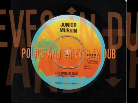 Junior Murvin - Police and Thieves inna Dub style revival Reggae rockers