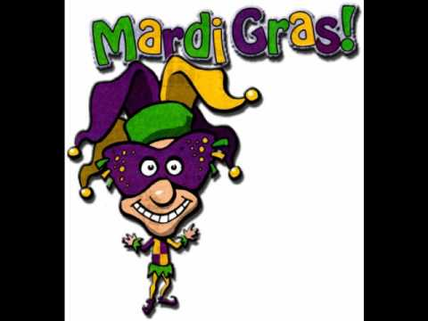 MARDI GRAS - Too busy thinking about my Baby