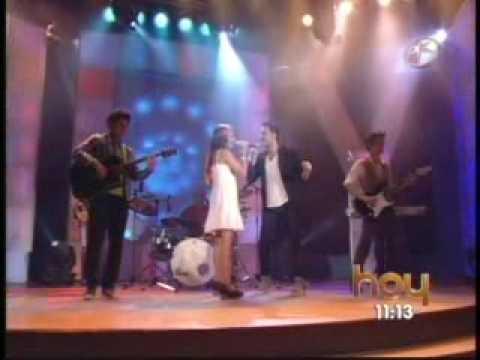 Reik a dueto con Maite Perroni - Mi pecado (Estreno del tema en TV)