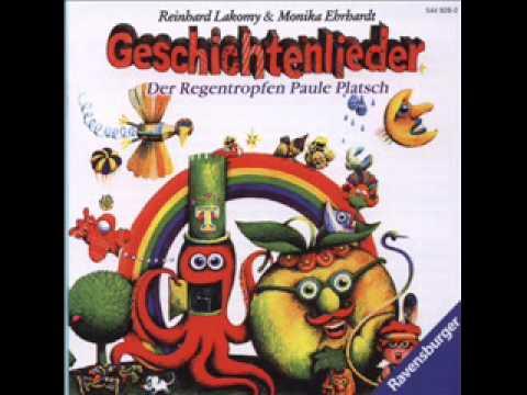 Reinhard Lakomy: Lied vom Fliegen - Paule Platsch 4