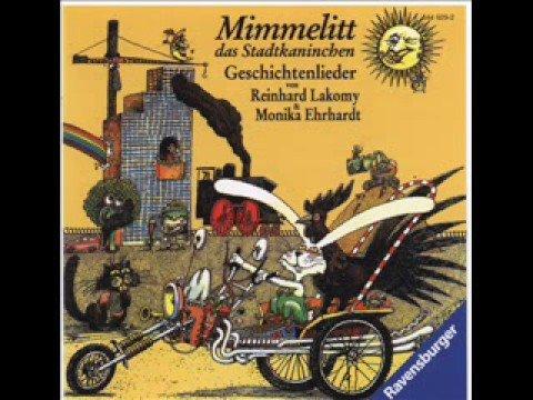 Reinhard Lakomy: Die Maus Alexander - Mimmelitt 4