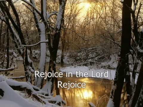 Rejoice - Maranatha Singers
