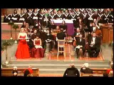 "Rejoice Greatly - GF Handel ""Messiah"" - Barbara Kilduff"