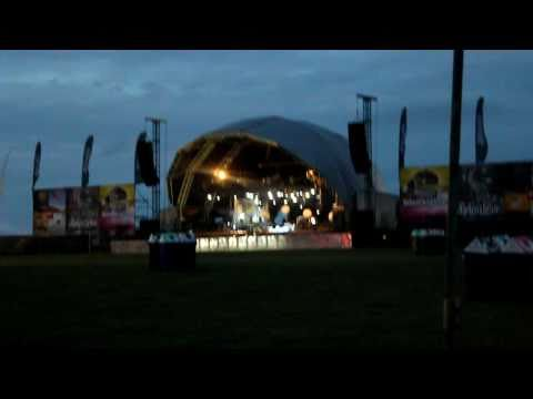 Damian Marley - Welcome to Jamrock (Relentless Boardmasters 2010 Main Stage Soundtest)