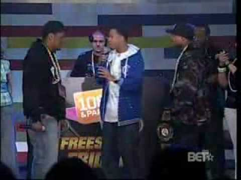 loaded lux vs relentless [Rap battle]