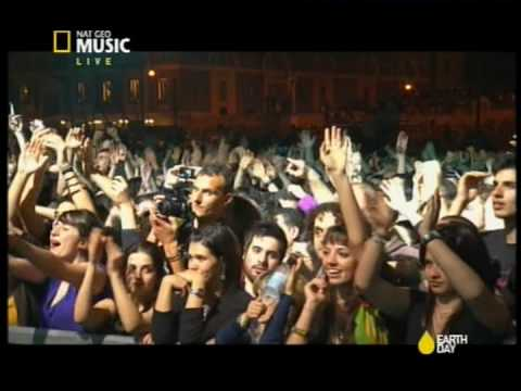 Earth Day 2009 - Ben Harper and Relentless 7, Nat Geo Music Live (parte 1)