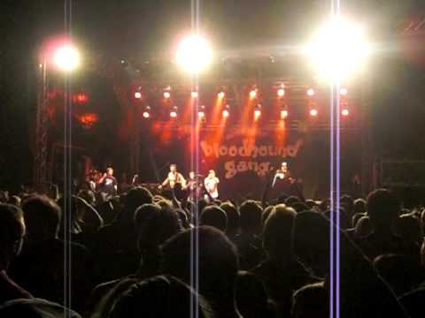 Bloodhound Gang - Fire Water Burn -- Live @ Reload Festival 2009 Twistringen