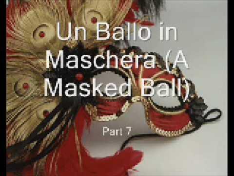 Verdi: Un Ballo in Maschera/Leibowitz/Radio Symphony Orchestra of Paris/Paris Philharmonic Chorus (1950s reel tape) 7/13