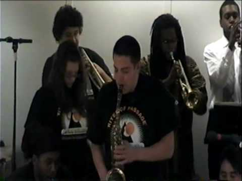 Artists Collective Jackie McLean Youth Jazz Orchestra