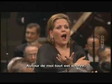"Renee Fleming sings ""Depuis le jour"" from Louise"