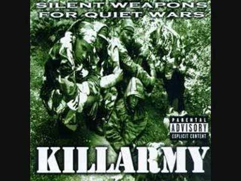 Killarmy - Wu-Renegades