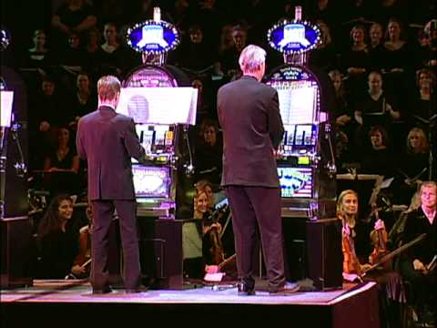 Fantasy Concerto for Four Prepared Slot Machines, Orchestra and Chorus