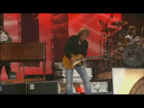 REO Speedwagon - Take It On The Run (Live - 2008)