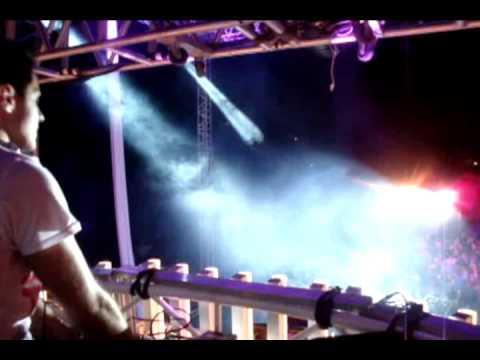 ALLAN NATAL Live @ FORO GRAN SUR Mex. City. Sep. 20 `09