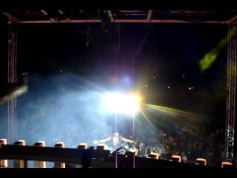 "ALLAN NATAL ""Over The Night"" Live @ G MUSIC FEST `09 Mex. City. Sep. 20 `09"