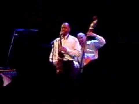 Branford Marsalis Quartet LIVE