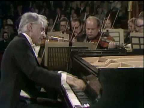 Bernstein performs Gershwin Rhapsody in Blue 2/2